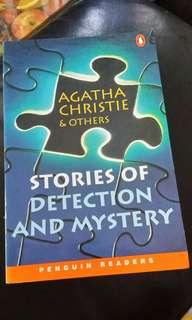 🚚 Stories of Detection and mystery- Penguin readers