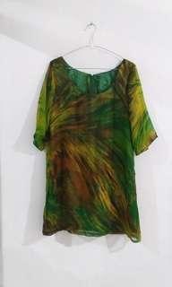 NEW Green Top / Dress