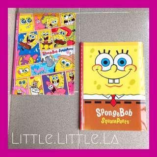 【包郵】SpongeBob 海棉寶寶 夾頁式 A4 file