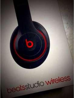 🚚 Beats Studio 2 Wireless Headphone Beats Solo