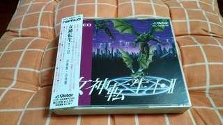 (平售$138)+包平郵(不另再折) Namco Game - 女神転生 ost 日版2cd