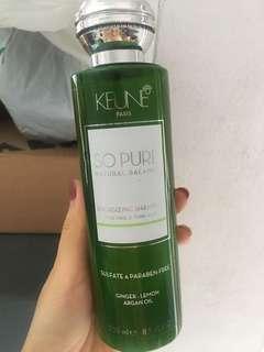 keune shampoo