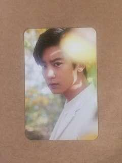 EXO Chanyeol Elyxion Handwarmer official photocard