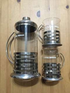 #TRU50 Coffee & Tea Maker with cups