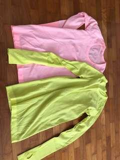 🚚 Lululemon long sleeves exercise tops