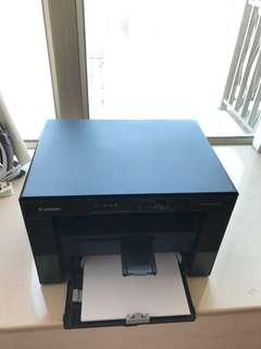 Canon printer and scanner Image Class MF3010
