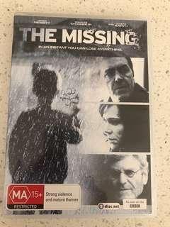 The Missing Season 1 DVD