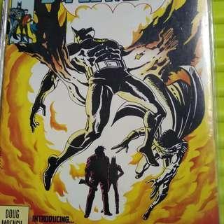 DC comics bk 19-2-16