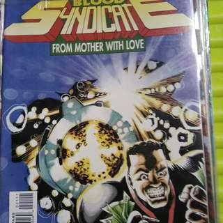 DC & Marvel comics books