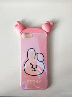 🚚 Unofficial Cooky Bt21 iPhone 7/8 phone case