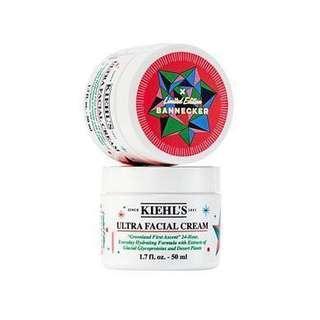 🈹全新 Kiehl's Ultra Facial Cream Limited Edition Holiday 2018 特效保濕乳霜