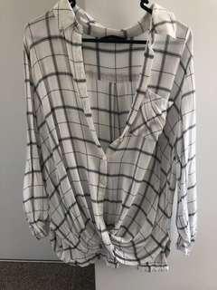 Decjuba shirt size 14