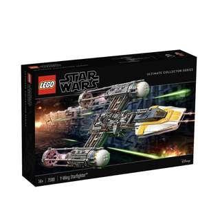 Lego Star Wars UCS Y-Wing Starfighter 75181