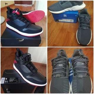 innovative design d9f79 9053b Nike Air Jordan Adidas EQT Sneakers