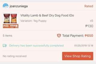Vitality Puppy