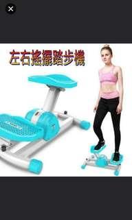 左右搖擺踏步機 (hometwo) (加50蚊直送屋企) (stepper machine gym)