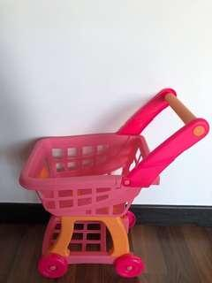 Kids toy shopping cart (Toys'rus)