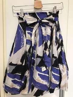 BYSI Printed Skirt