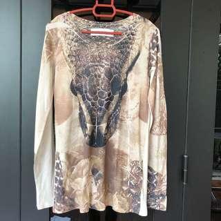 Zara Long Sleeve T-Shirt