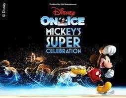 🚚 Disney On Ice Mickey's super celebration