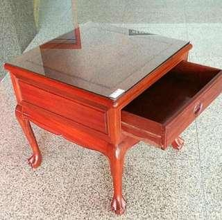 Rosewood Side Table at $99 Furniture Sale