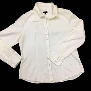 TALBOTS ORIGINAL WHITE SHIRT