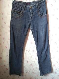 Low Waist Pants