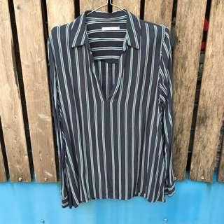 Blouse pull and bear
