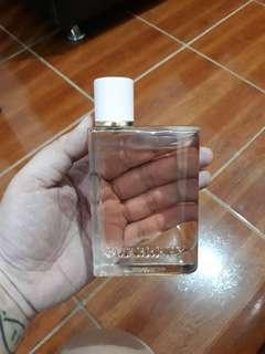 On hand Original Burberry Her Perfume