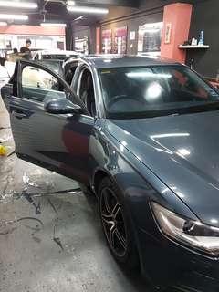 Tinted Kereta Semua Cermin Depan Tepi Belakang Siap Pasang Pakar Tinted Volkswagen MAZDA PEUGEOT NISSAN AUDI VOLVO MERCEDES BMW PORSCHE FERRARI LAMBORGHINI  HYUNDAI KIA CHEVROLET LEXUS