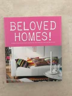 Beloved Homes book