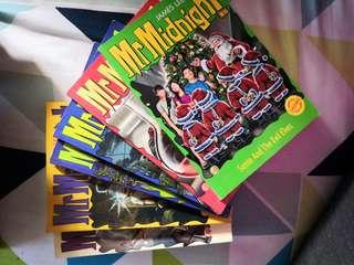 Mr. Midnight Books