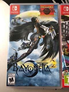 🚚 Bayonetta 2 & 1