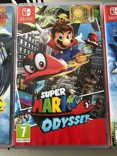 🚚 Mario odyssey