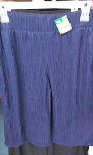 Celana kulot pendek