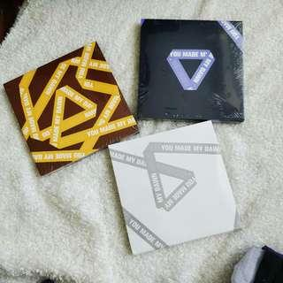 [READYSTOCK-SEALED] SEVENTEEN YOU MADE MY DAWN