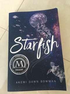 Starfish by Akemi Bowman