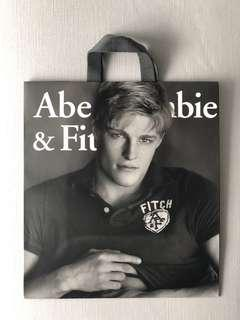 Abercrombie & Fitch Paper Bag (x 1)