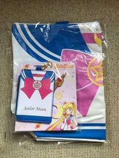 美少女戰士tote Bag & 卡套 (set裝)