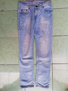 Jeans light denim