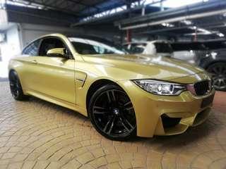 BMW M4-EDITION ORIGINAL