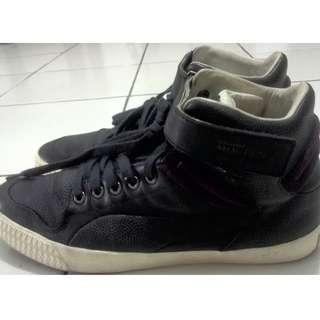 Sepatu Puma Alexander Mcqueen Street Climb Mid III ORI full leather