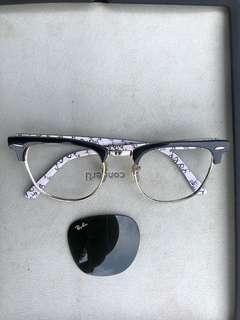 🚚 Ray ban 雷朋太陽眼鏡 墨鏡(少一眼)