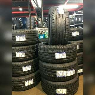 215/55R17 Michelin PS4 st, pilot sport 4 st, new arrival, promotion price