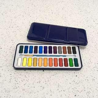 Watercolour Pan Set