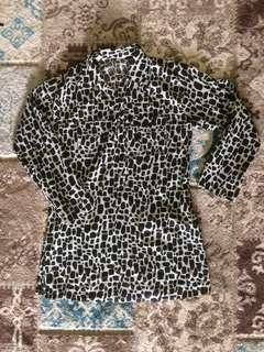 Baju luaran/terusan (half dress)