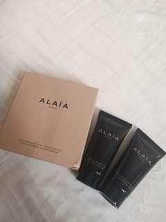 ALAIA PARIS body lotion & shower gel