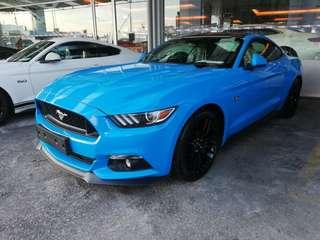 MUSTANG 11 UNIT TO SELL