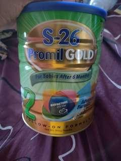 🚚 S26 Stage 2 Promil Gold