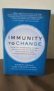 🚚 Immunity To Change: How To Overcome It and Unlock the Potential in Yourself and Your Organization